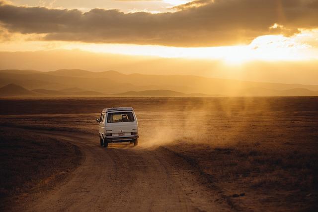 Odjazdy międzynarodowe czy musimy jechać osobistym samochodem?